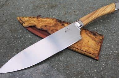 a gorgeous blade