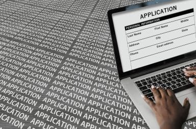 job application online