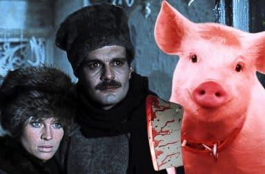 Dr. Zhivago vs. Babe movie poster