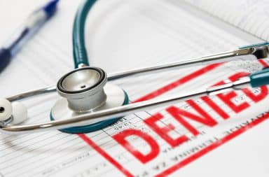 medical insurance denial