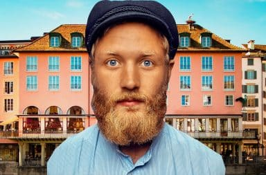 wes anderson guy