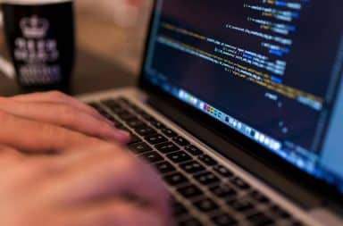 code coding programming computer laptop