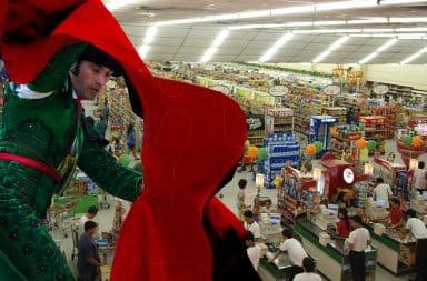 matador in the big box store