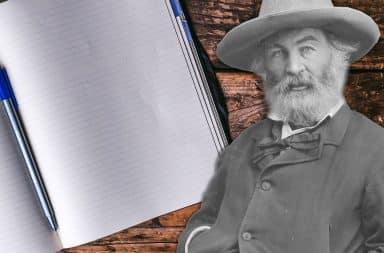 walt whitman's journal