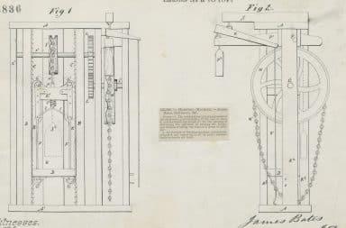 elevator patent