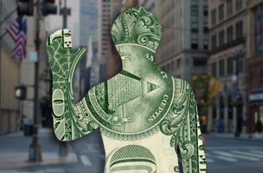 man made of money