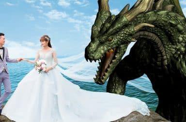 wedding dragon