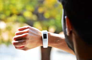 fitbit tech watch