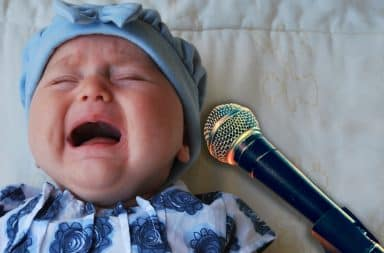 mic baby