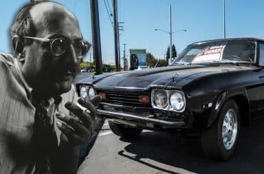rothko painter car sale
