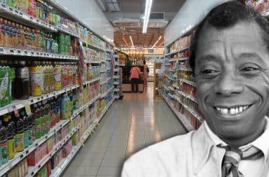james baldwin grocery store