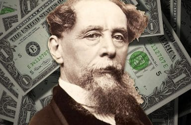 charles dickens cash