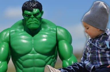 hulk toddler