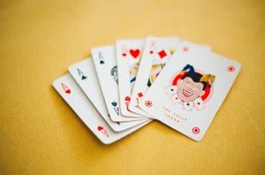 jokers wild playing cards