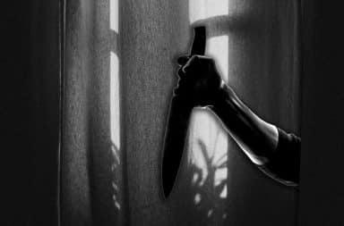 knife murderer!!