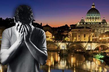 sad vatican